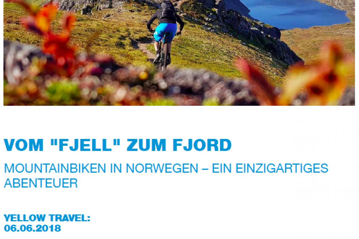 Reportage: Mountainbiken in Norwegen